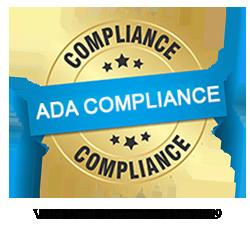 ADA Compliance Seal